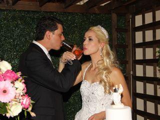 O casamento de Angela  e André