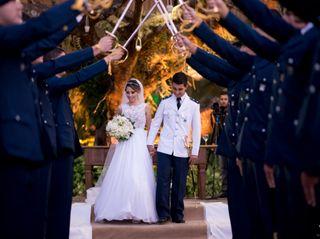 O casamento de Renata  e Rubens