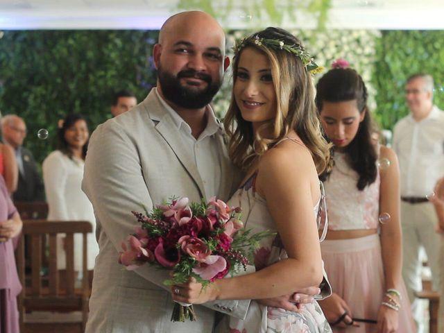 O casamento de Suzanne e Pedro