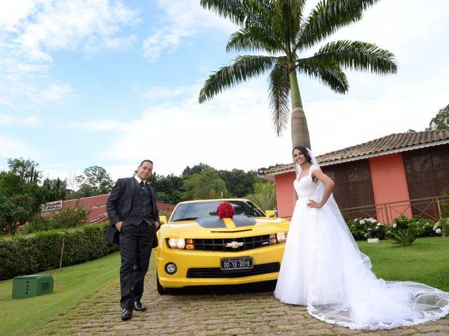 O casamento de Leilane e Rafael