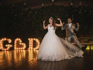O casamento de Gabriela e Danilo