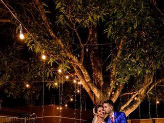 O casamento de Camila e Felipe 1