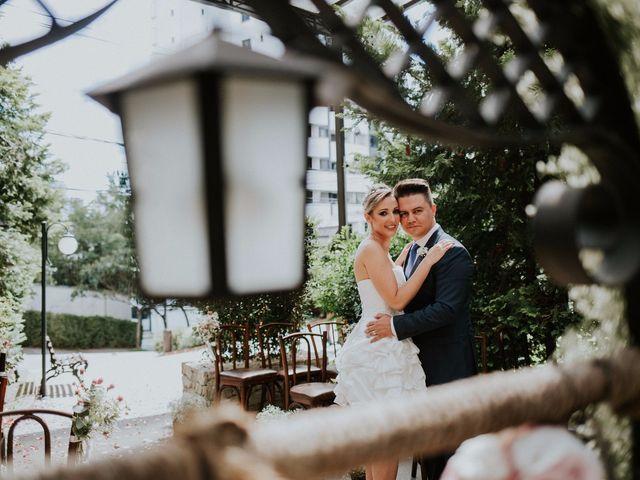 O casamento de Luana e Eduardo