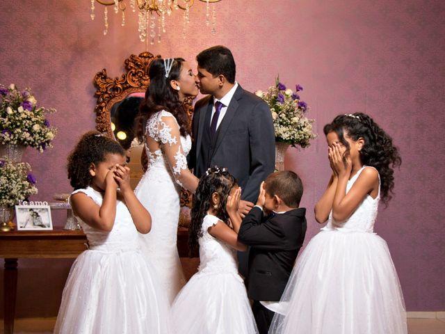O casamento de Quinôr e Anderson