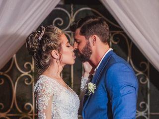 O casamento de Bruna e Thiago 1