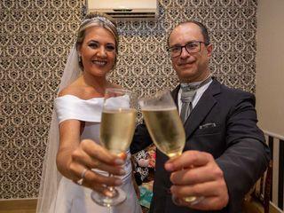 O casamento de Paula e Rodrigo