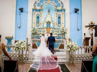 O casamento de Priscila e Thiago