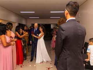 O casamento de Natalin e Douglas 2