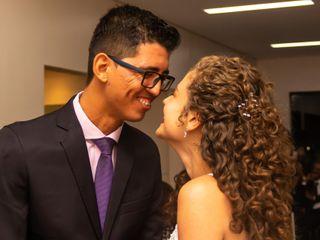 O casamento de Natalin e Douglas