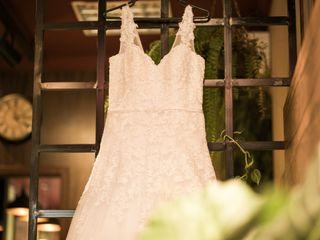 O casamento de Érica e Vinicius 1