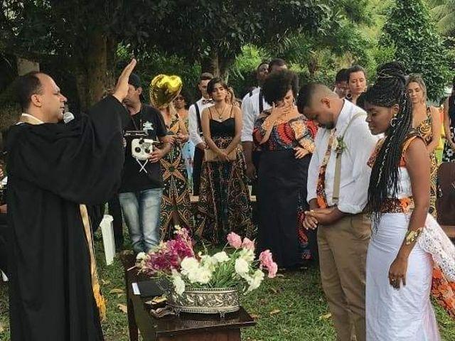 O casamento de Larissa e Shalom em Rio de Janeiro, Rio de Janeiro 1