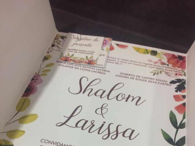 O casamento de Larissa e Shalom em Rio de Janeiro, Rio de Janeiro 5