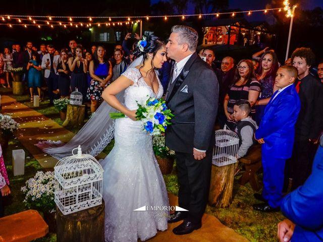 O casamento de Lucas e Aline em Ribeirão Pires, São Paulo 9