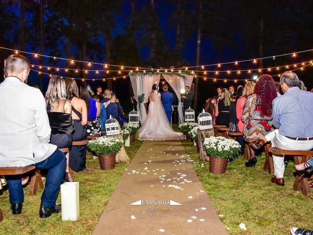 O casamento de Lucas e Aline em Ribeirão Pires, São Paulo 11
