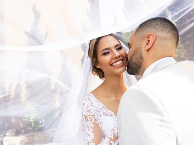O casamento de Amandha e Caio