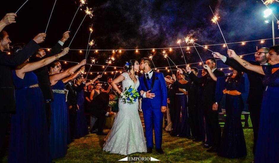 O casamento de Lucas e Aline em Ribeirão Pires, São Paulo