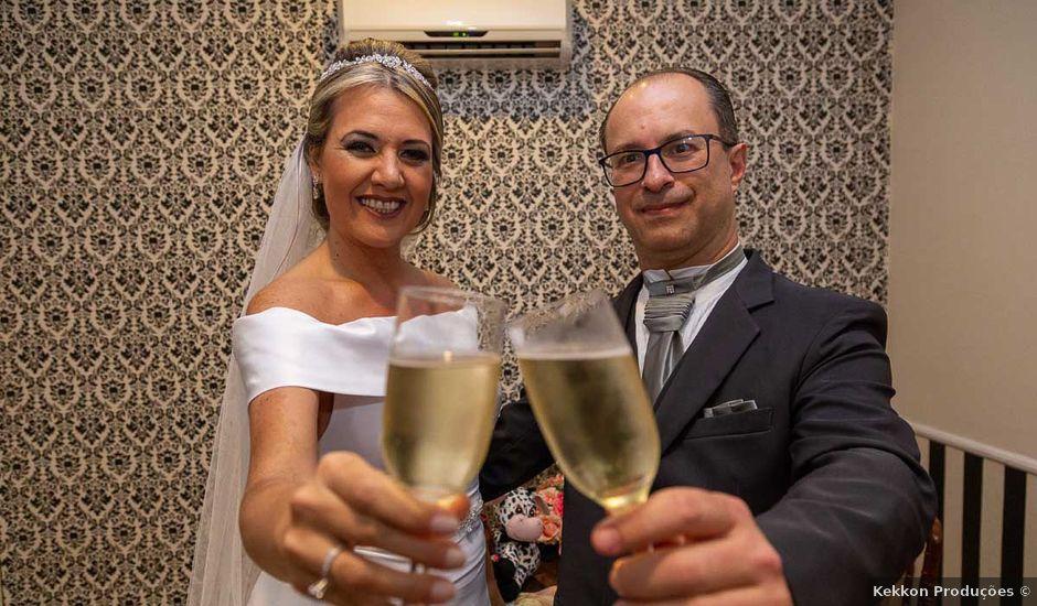 O casamento de Rodrigo e Paula em São Paulo, São Paulo