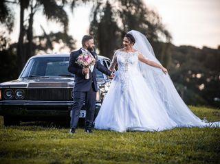 O casamento de Bruna e Diogo