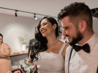 O casamento de Mayara e Ivan