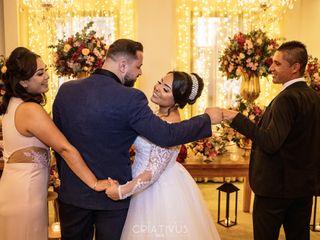 O casamento de Glenda e Herick 2