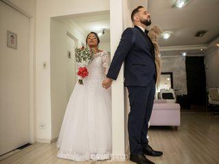 O casamento de Glenda e Herick