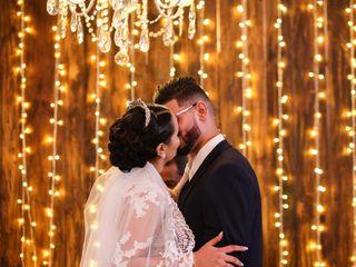 O casamento de Mika e Will