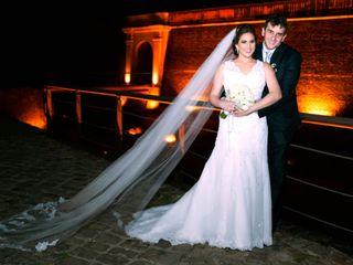 O casamento de Manoella e Mauro