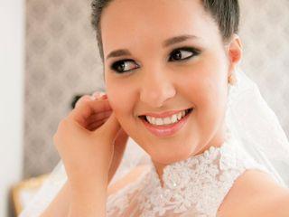 O casamento de Vanessa e Edson 1
