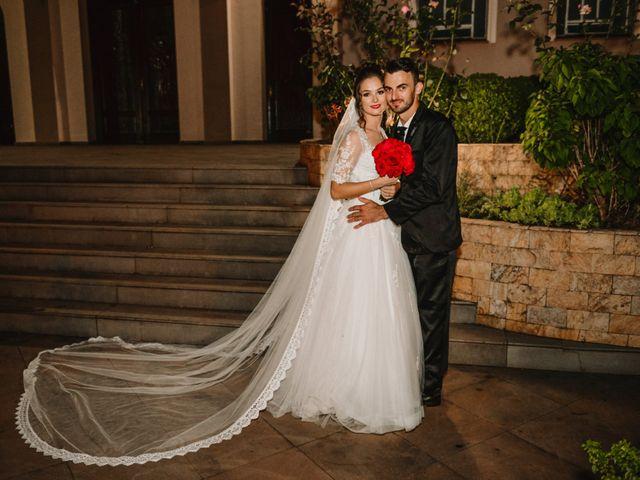 O casamento de Deisi e Leandro