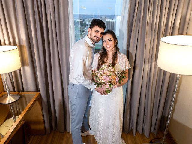 O casamento de Luisa e João Pedro