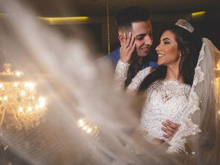 O casamento de Brenda e Isaque