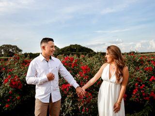 O casamento de Jaqueline e Wesley 3