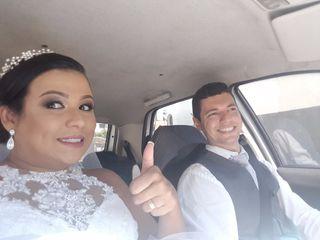 O casamento de Gabryel e Keila