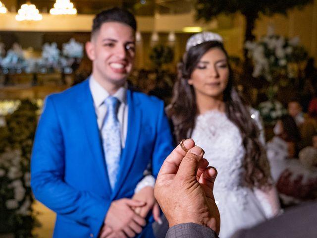 O casamento de Isaque e Brenda em São Paulo, São Paulo 1