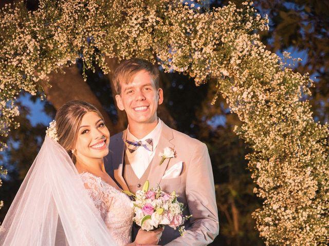 O casamento de Stephanny e David