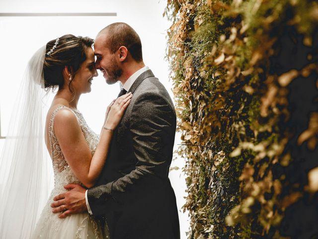 O casamento de Larissa e Rubens