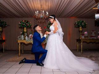 O casamento de Larissa e Rodrigo  2