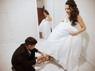 O casamento de Nathalia e Armando 1