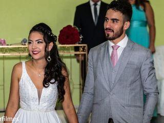 O casamento de Nathalia e Armando
