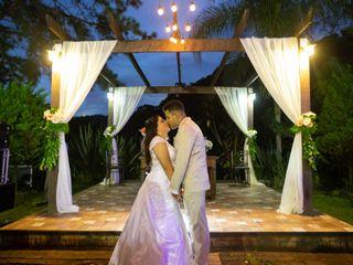 O casamento de Daniela e Caio