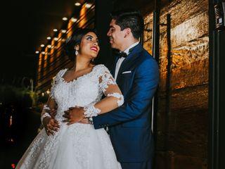 O casamento de Karina e Estebam