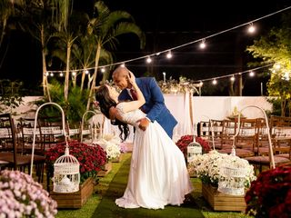 O casamento de Maria e Luiz