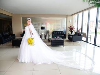 O casamento de Adriany e Wiverson 1