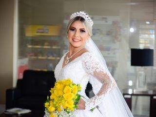 O casamento de Adriany e Wiverson 2