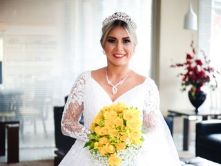 O casamento de Adriany e Wiverson 3
