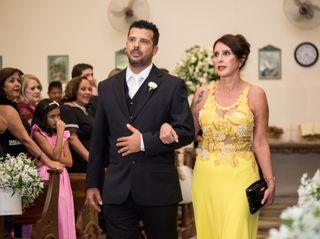 O casamento de Paola e Zamir 3