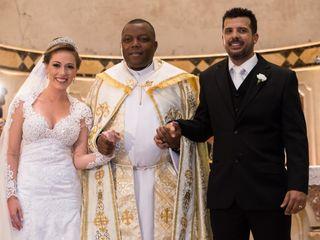 O casamento de Paola e Zamir