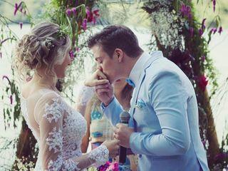 O casamento de Felipe  e Letícia