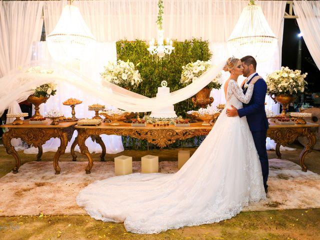 O casamento de Nádia e Júnior