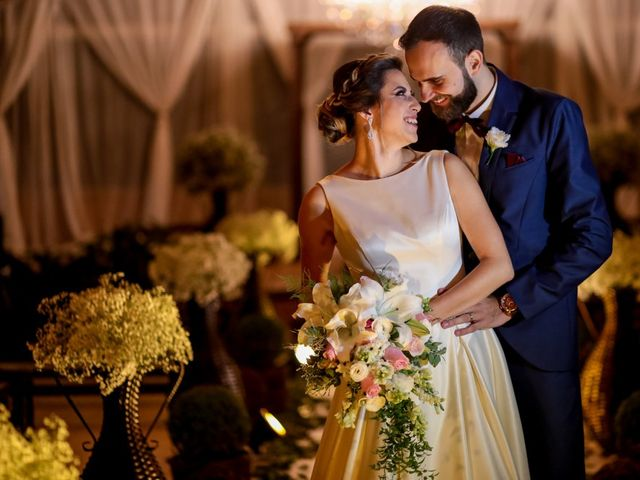 O casamento de Tainara e Wesley